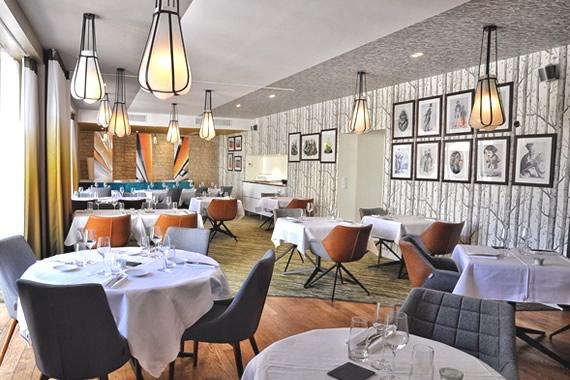 Algorithme restaurant gastronomique Angoulême