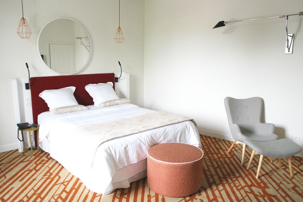 Hôtel Angoulême centre ville luxe quatre étoiles