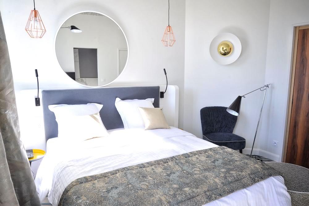 Hôtel angoulême Saint gelais suite luxe design centre ville