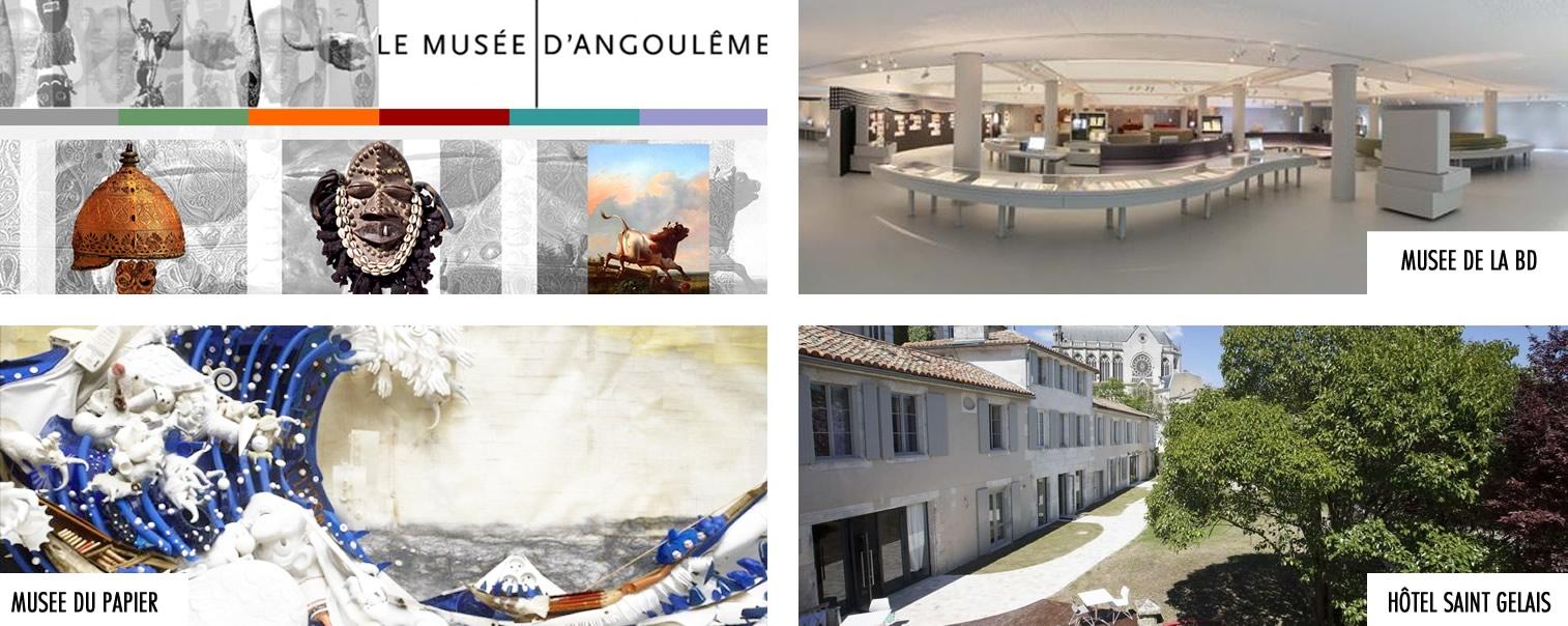 Offre cadeau hôtel saint Gelais Angoulême